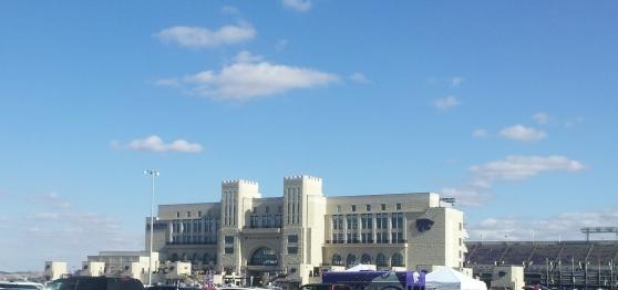 West stadium center